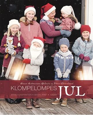 Klompelompes jul Torunn Steinsland, Hanne Andreassen Hjelmås 9788772381060