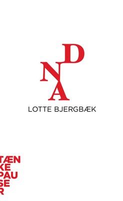 DNA Lotte  Bjergbæk 9788772193311