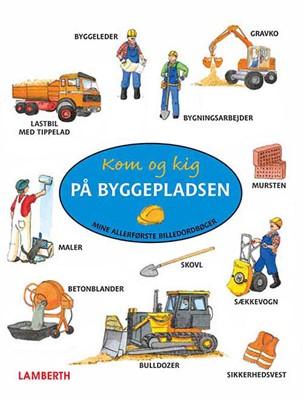 Kom og kig på byggepladsen Julia Hofmann 9788772246734