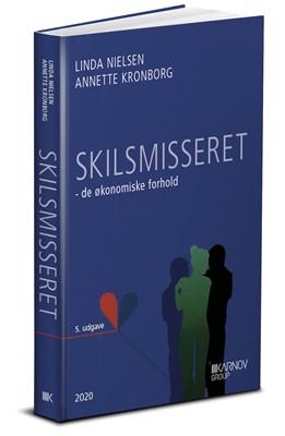 Skilsmisseret Linda Nielsen, Annette Kronborg 9788761942142