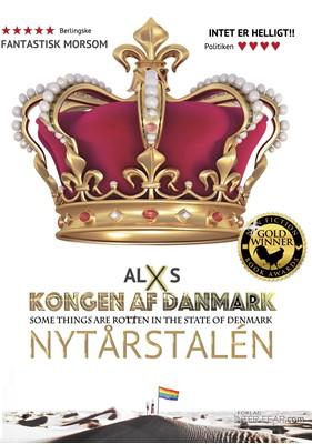 Kongen af Danmark ALx S 9788743036845