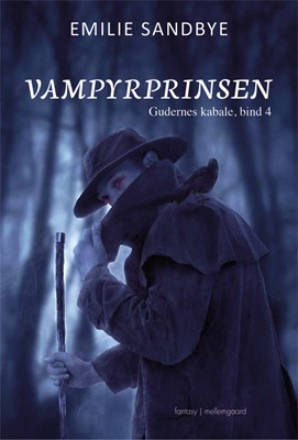 Vampyrprinsen Emilie Sandbye 9788772370590
