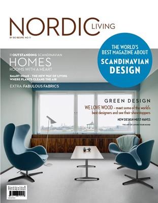 NORDIC LIVING by Bo Bedre no. 11 Erik Rimmer 9788793490406