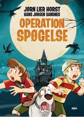 Operation Spøgelse Jørn Lier Horst 9788772390222
