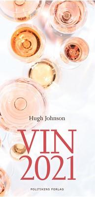 Vin 2021 Hugh Johnson 9788740060775