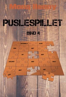 Puslespillet bind 4 Mona Henny 9788772372723