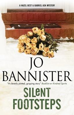 Silent Footsteps Jo (Author) Bannister, Jo Bannister 9781847519849