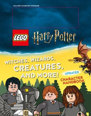 Witches, Wizards, Creatures, and More! Updated Character Handbook (Lego Harry Potter) Samantha Swank 9780702300424