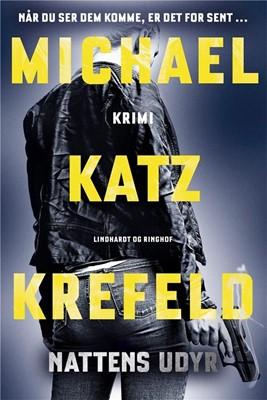 Nattens udyr Michael Katz Krefeld 9788711988930