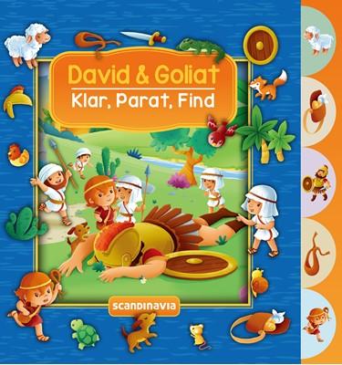 Klar, Parat, Find - David & Goliat  9788771321319