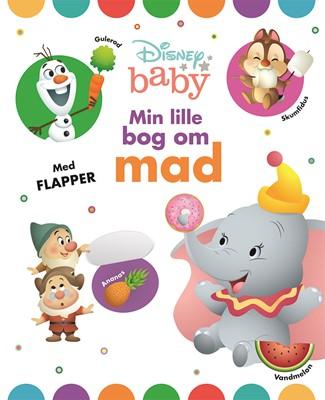 Disney Baby Min lille bog om mad Karrusel Forlag 9788771862065