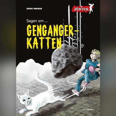 Genganger-katten Benni Bødker 9788762522350