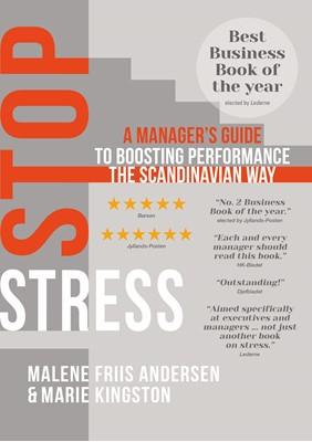 Stop Stress (English) Malene Friis Andersen, Marie Kingston 9788772046303