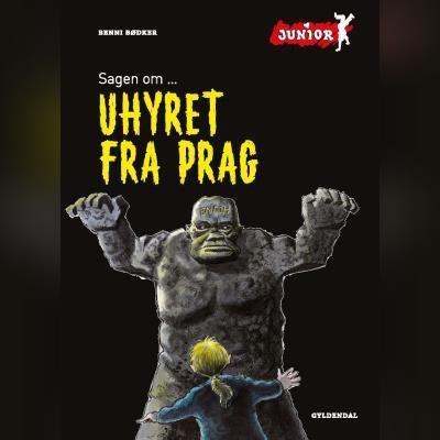 Uhyret fra Prag Benni Bødker 9788762522381