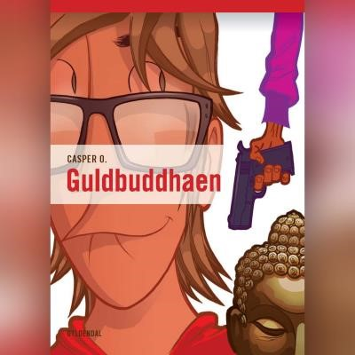 Guldbuddhaen Casper O. Jacobsen 9788762522435