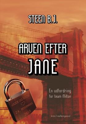 Arven efter Jane Steen B.  J. 9788772373034
