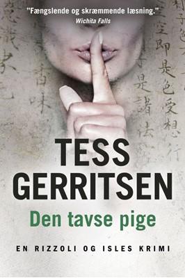 Den tavse pige Tess Gerritsen 9788742603802