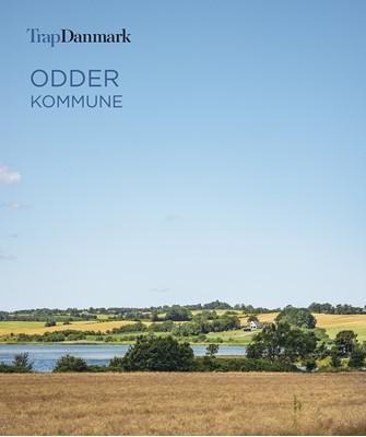 Trap Danmark: Odder Kommune Trap Danmark 9788771811056