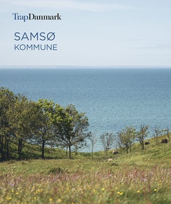 Trap Danmark: Samsø Trap Danmark 9788771811063
