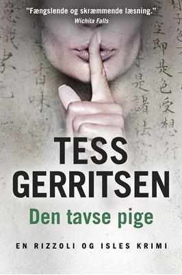 Den tavse pige Tess Gerritsen 9788771077490