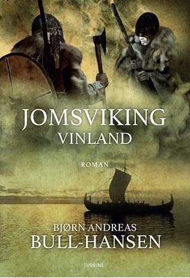 Jomsviking Vinland Bjørn Andreas Bull-Hansen 9788740667455