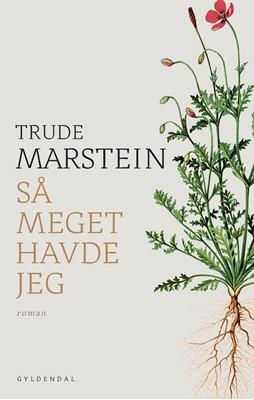 Så meget havde jeg Trude Marstein 9788763862899