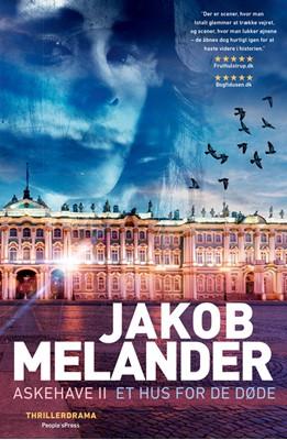 Et hus for de døde Jakob Melander 9788772380223