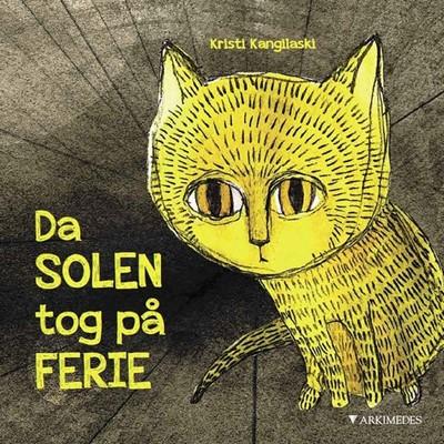 Da Solen tog på ferie Kristi Kangilaski 9788775430246