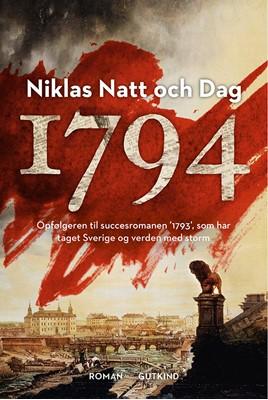 1794 Niklas Natt och Dag 9788743400240