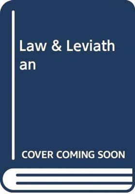 Law and Leviathan Adrian Vermeule, Cass R. Sunstein 9780674247536