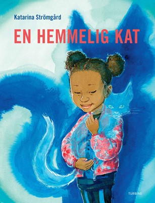 En hemmelig kat Katarina Strömgård 9788740665550