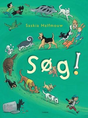 Søg! Saskia Halfmouw 9788740666236