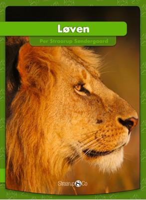 Løven Per Straarup Søndergaard 9788770189460