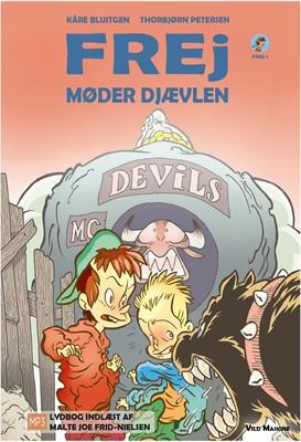 Frej møder djævlen Kåre Bluitgen 9788772270968