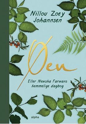 Øen Nillou Zoey Johannsen 9788793983359