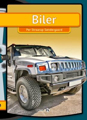 Biler Per Straarup Søndergaard 9788770189408