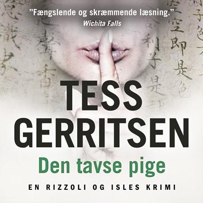 Den tavse pige Tess Gerritsen 9788771077506