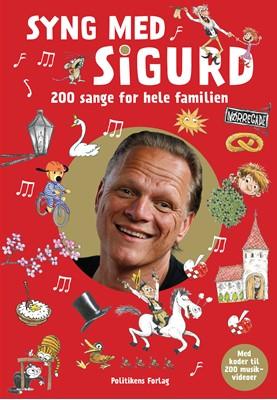 Syng med Sigurd Sigurd Barrett 9788740067651
