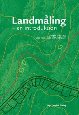 Landmåling Jørgen Ullvit, Lars Fredensborg Matthiesen 9788757126693