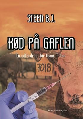 Kød på gaflen Steen B.  J 9788772373171