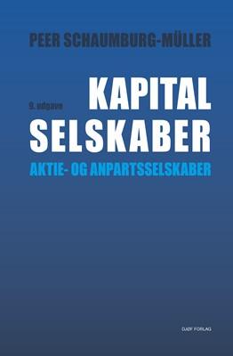 Kapitalselskaber af Peer Schaumburg-Müller 9788757448191
