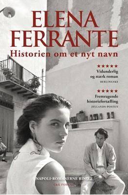 Historien om et nyt navn Elena Ferrante 9788740046113