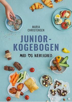 Juniorkogebogen Maria Christensen 9788771163773