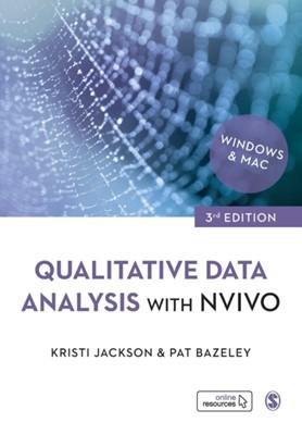 Qualitative Data Analysis with NVivo Pat Bazeley, Kristi Jackson 9781526449948