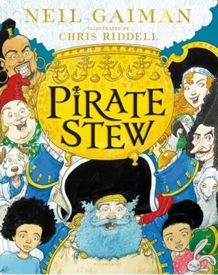 Pirate Stew Neil Gaiman 9781526614728