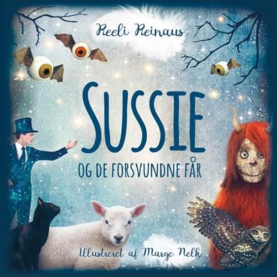 Sussie og de forsvundne får Reeli Reinaus 9788775430222