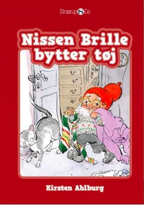 Nissen Brille bytter tøj  Kirsten  Ahlburg 9788770189897