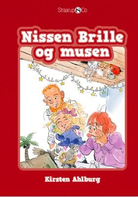 Nissen Brille og musen  Kirsten  Ahlburg 9788770189910