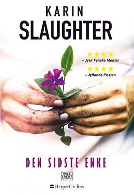 Den sidste enke Karin Slaughter 9788771917437