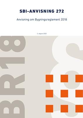 Anvisning om bygningsreglement 2018 Ernst Jan de Place Hansen, m.fl 9788756319348